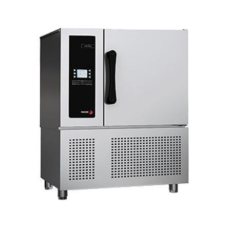 Abatitor refrigerare/congelare 6 tavi