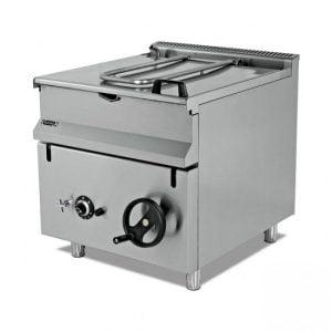 Tigaie basculanta (brasiera) manuala electrica 120 lt serie 900