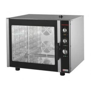 Cuptor mixt electromecanic electric 6 tavi GN 1/1 sau 600x400 mm