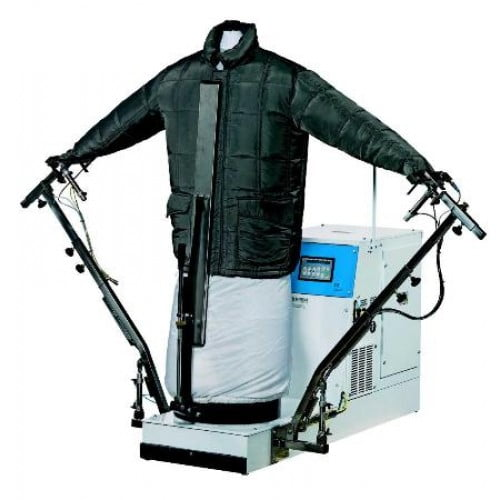 Manechin pentru calcat haine pe abur cu boiler 10 lt
