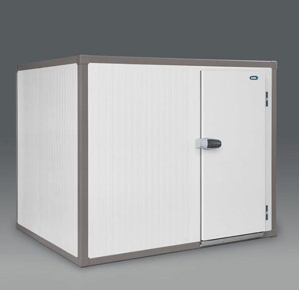 Camera refrigerare fara podea, cu motor monobloc montat pe perete