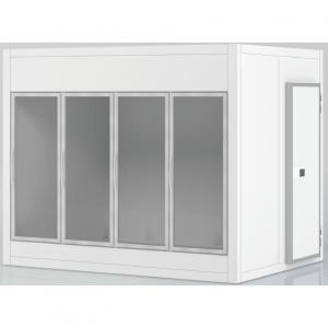 Camera refrigerare cu 3 usi de sticla 9,15 mc